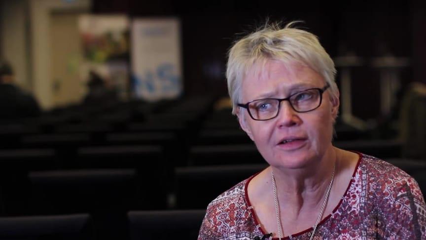 Intervju med Anki Sandberg, styrelseordförande för NSPH