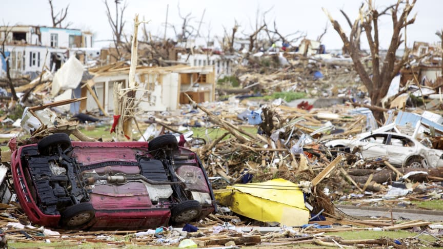 UN disaster expert heads to international conference at Northumbria