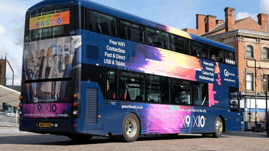 X9 & X10 – events at Newcastle, Dalton Park and Middlesbrough
