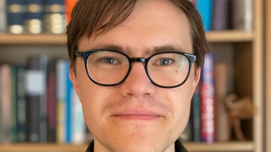 Olof Elvstam får Pfizers infektionsstipendium 2020 för sitt arbete kopplat till HIV