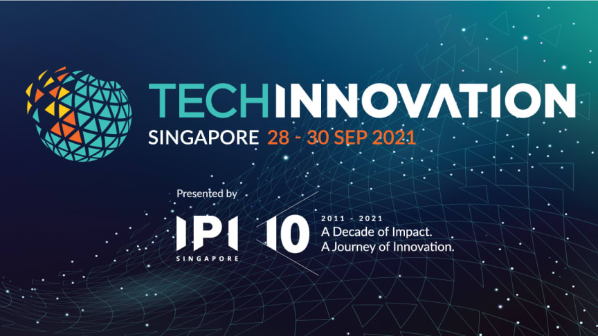 TechInnovation 2021 Virtual Exhibition to Showcase Sustainable Energy, Food, and Healthcare Solutions