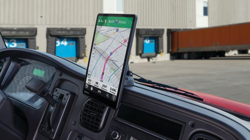 dēzl LGV700/800/1000 erbjuder yrkesförare fler navigeringsmöjligheter än någonsin tidigare