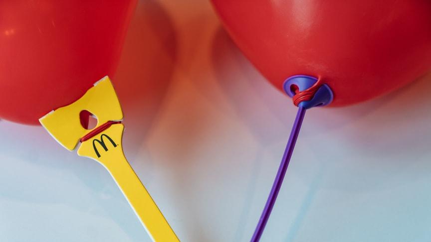 Weniger Plastik -McDonald's setzt neue EU-Richtlinie vorzeitig um