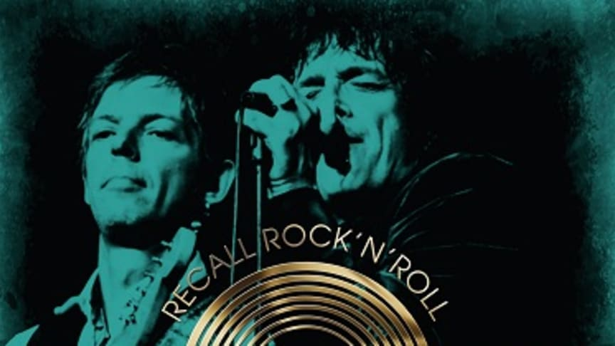 Diamond Dogs - Recall Rock ´n´ Roll and The Magic Soul - Nytt album