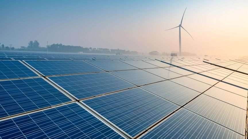 COWI tecknar nytt ramavtal med Vattenfall inom bland annat solkraft och vindkraft.