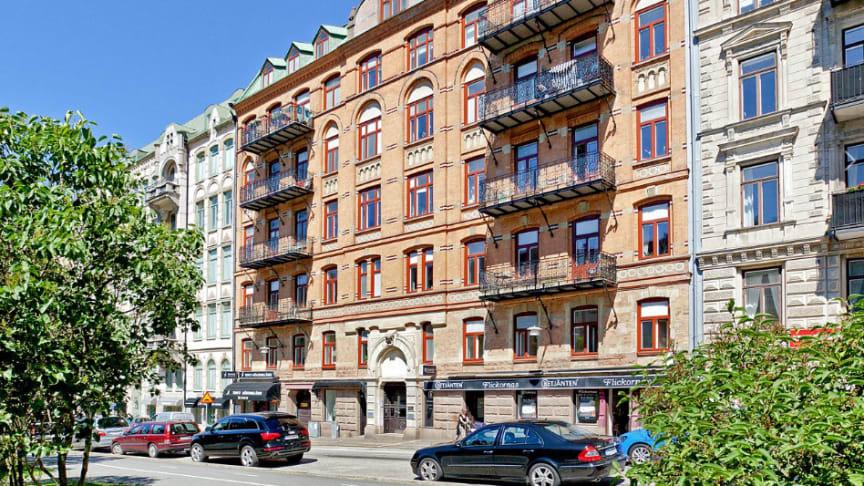Vasaplatsen 8, Göteborg.