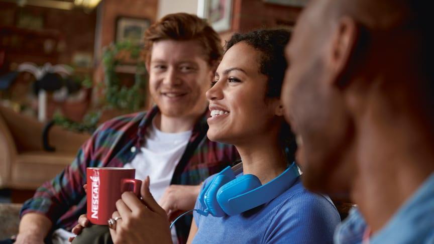Aldrig er der i Danmark drukket så meget Nescafé som i 2019. Og på verdensplan drikkes der 6.000 kopper Nescafé - i sekundet.