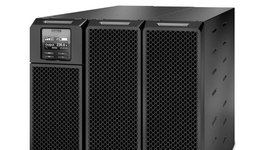 Ny Smart UPS reducerer strømforbruget for små og mellemstore virksomheder