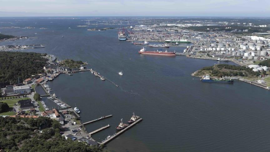 Preem storsatsar på grön diesel i Göteborgs Hamn