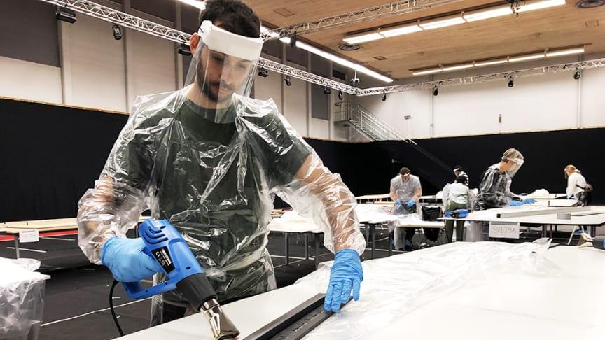 Foto: Förklädesfabriken