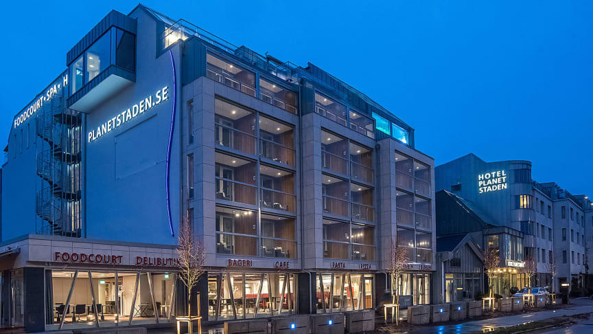 Lunds största hotell väljer BWH Hotel Group
