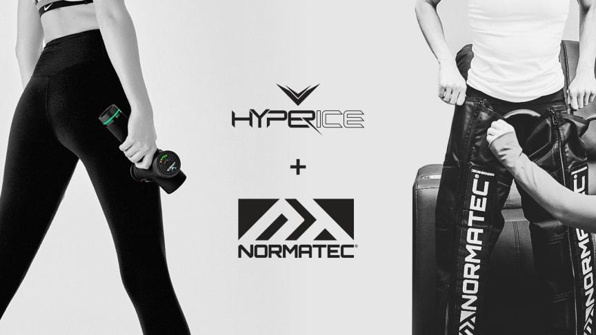Hyperice förvärvar NormaTec