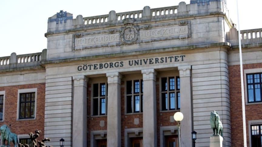 Foto: Göteborgs universitet
