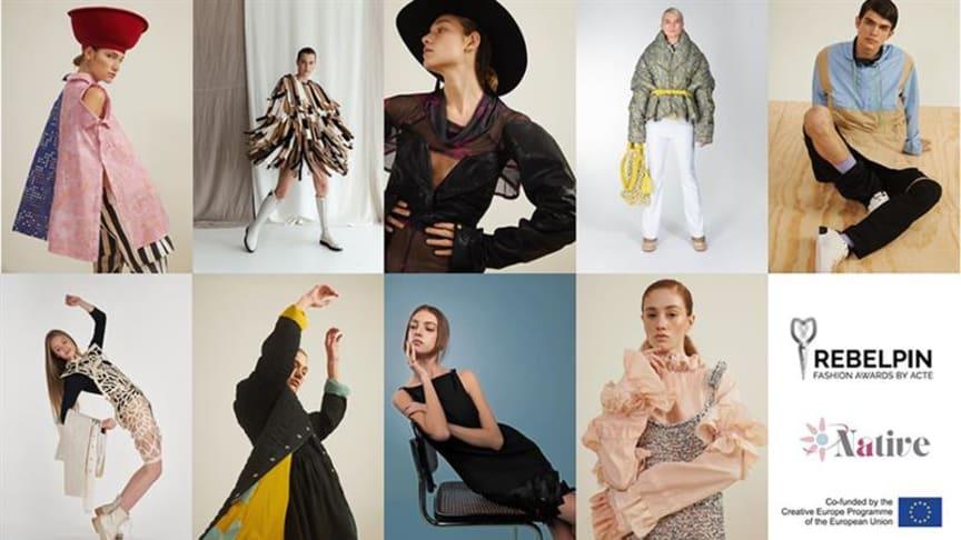 Tävlingsbidrag i modetävlingen Rebelpin Fashion Awards.