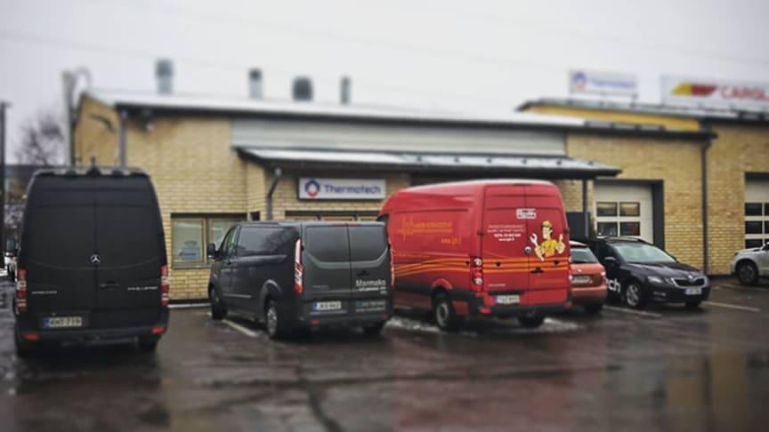 Thermotech Center i Lahtis