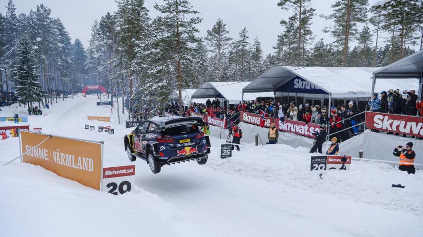 Foto Rally Sweden