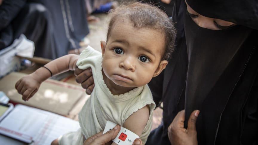 Biltema Foundation donerar 1 mkr till Rädda Barnen