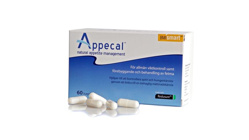 Mätt med mindre – Appecal™ hjälper dig att hålla vikten
