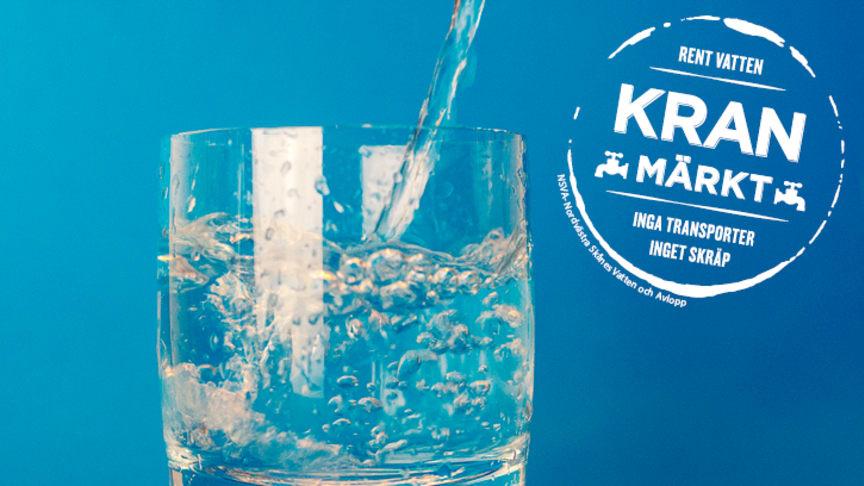 Torsdagen den 22 mars firar vi Världsvattendagen. Det innebär att dricksvattenfrågan lyfts världen över. Passa på att kranmärka din verksamhet!