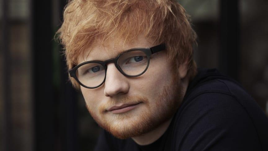 Ed Sheeran (c) Atlantic Records UK