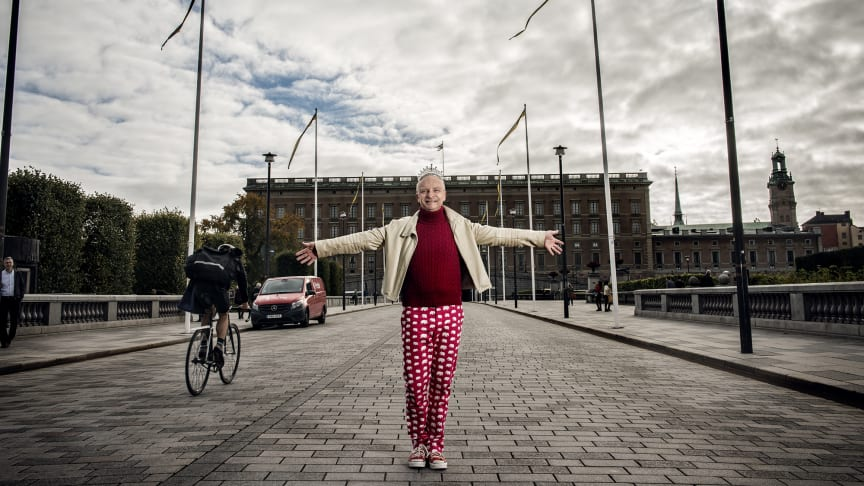 """Jonas Gardell om nya stora showen – """"kommer bli häpnadsväckande!"""""""