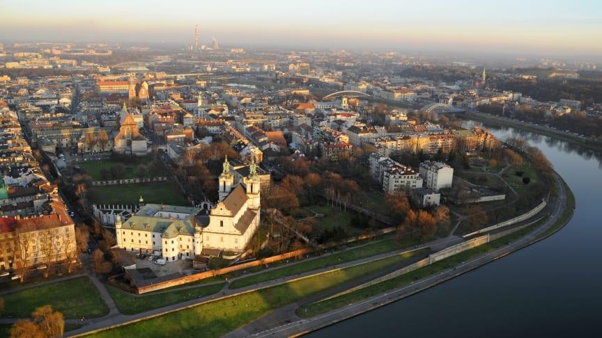 Nyhet från TEMA:  Weekend i trendiga Krakow