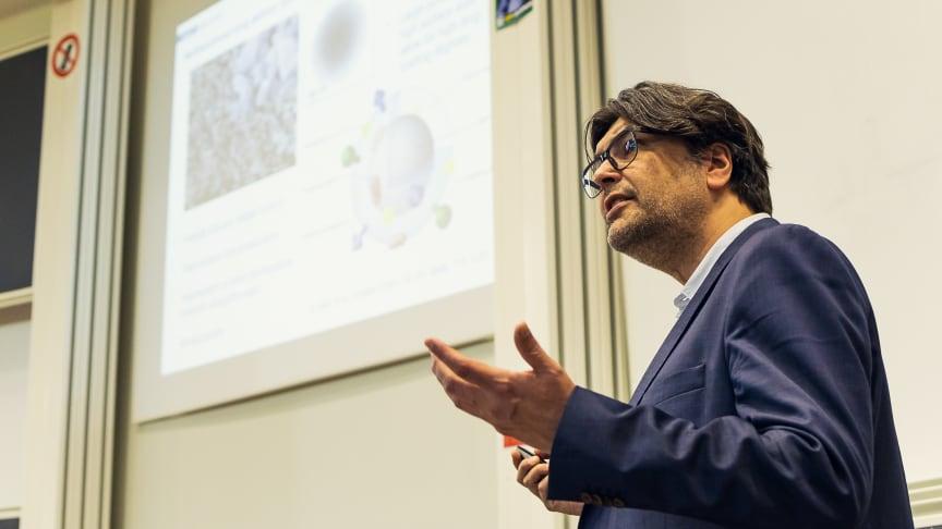 Världsledande forskare samlades för att diskutera möjligheterna med silica