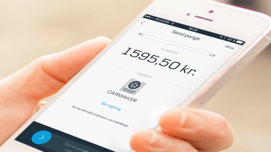 Visma-selskabet Sproom har været med til at udvikle e-faktureringsløsningen Mobilepay Invoice