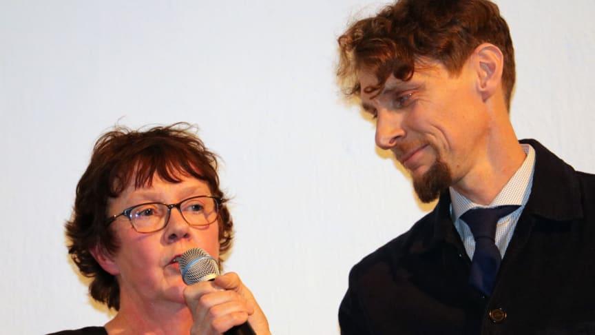 Einar Mattsson får hederspris från Stockholm Konst