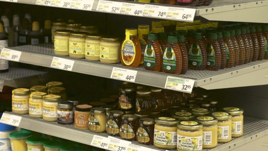 Svenska biodlare vill hjälpa konsumenterna med bättre ursprungsmärkning.
