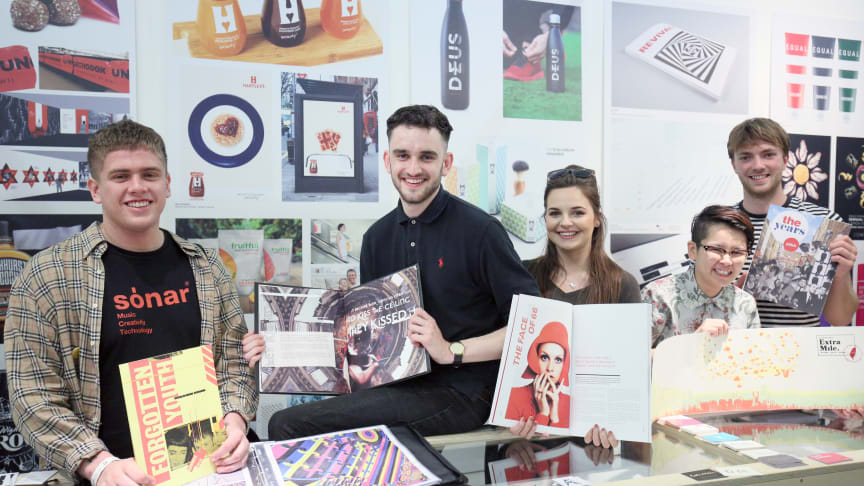 Northumbria's 'New Blood' wins a third of the awards at prestigious national show