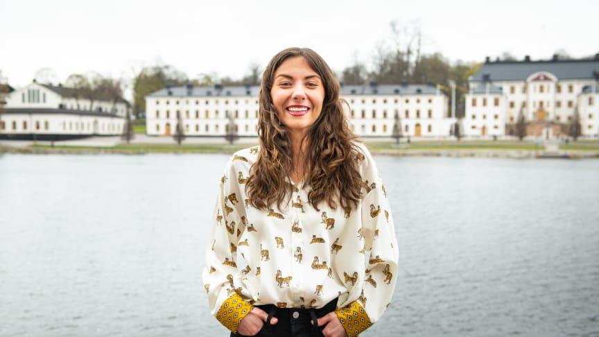 Kompassrosstipendiat 2021: Eleonora Svanberg