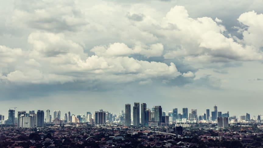 Jakarta skyline. Foto: Colourbox