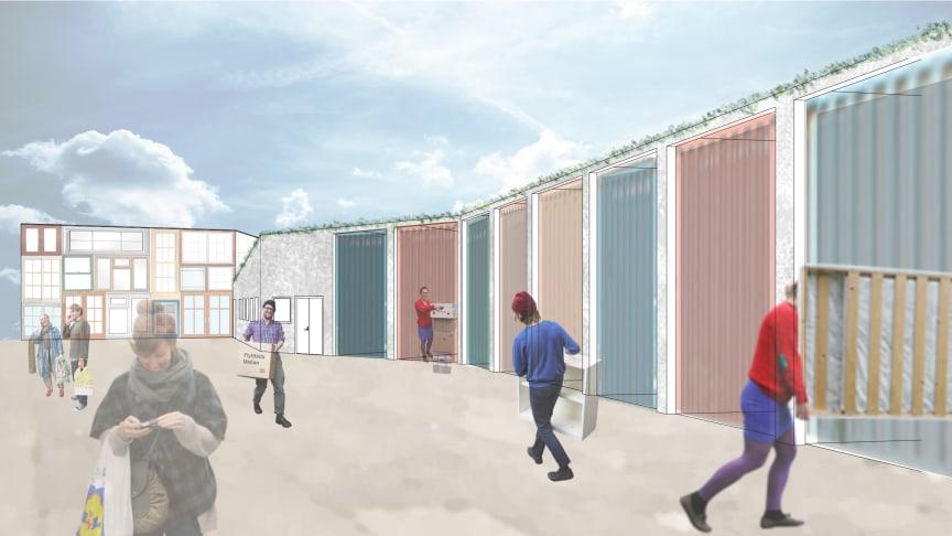 Vägledning för kvartersnära återvinningscentraler