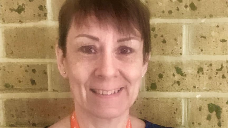 Vikki Harding, Interim Chief Executive