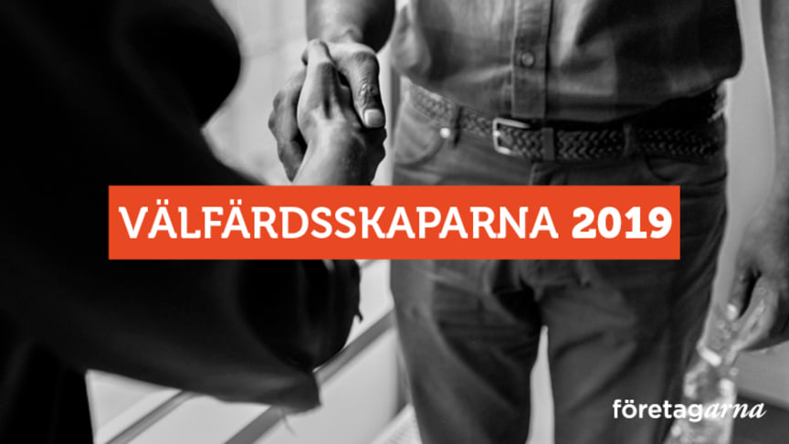Småföretagen är välfärdsskaparna som står för största andelen skatteintäkter – och jobbtillfällen – i Sveriges kommuner.