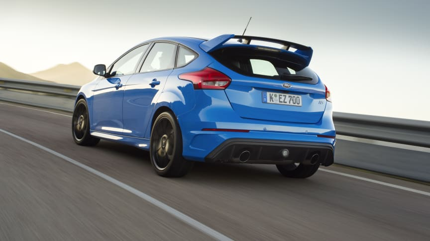 Ford Focus RS 350 LE