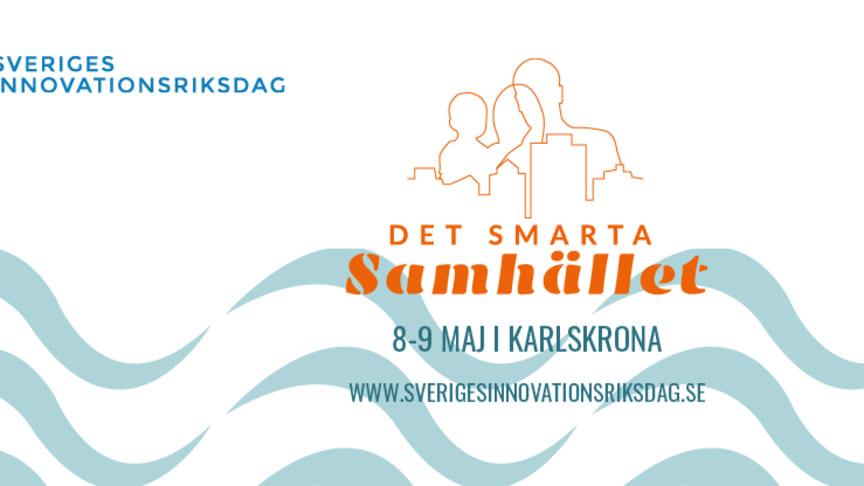 Sveriges Innovationsriksdag 2019 öppnar anmälan och släpper huvudtalare