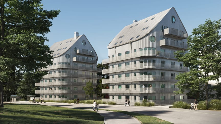 Illustrationsbild: Sandellsandberg arkitekter
