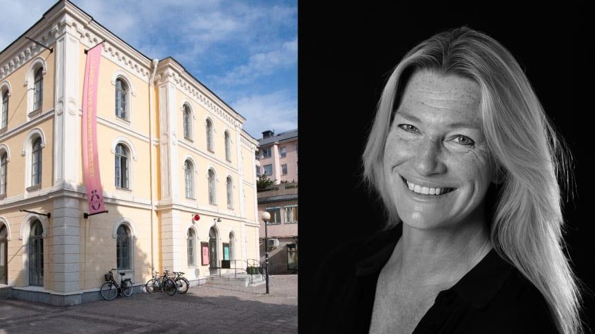 Malin Berg tilldelas Carl Åkermarks stipendium av Svenska Akademien