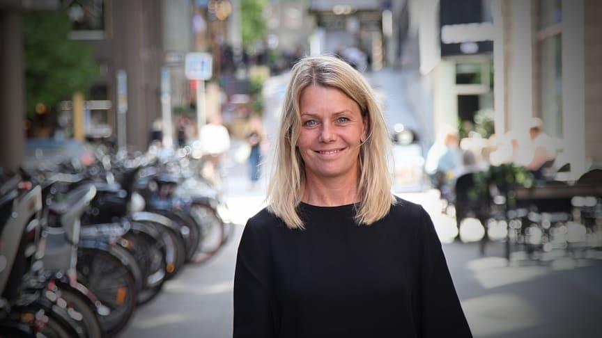 Pernilla Ramslöv, VD och grundare på NOX Consulting