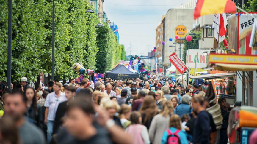 Helsingborg fortsatt stark sommardestination