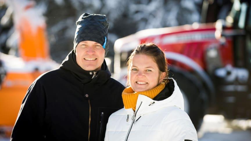 Henrik Johansson & Anna Johansson