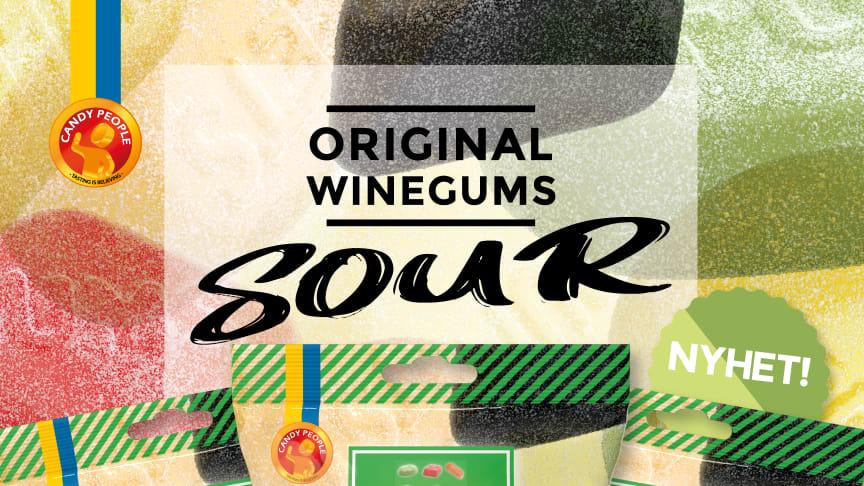 Original Winegums får en kompis!