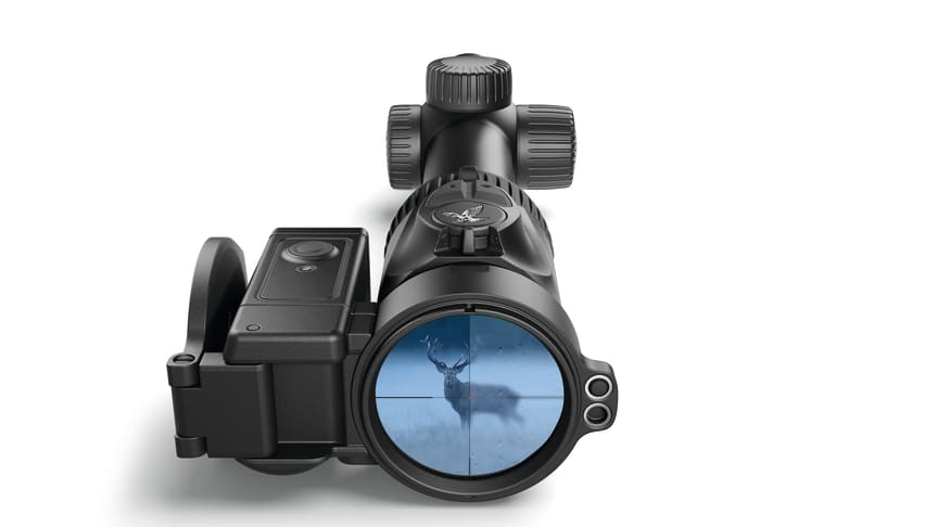 Klar fordel med det nye SWAROVSKI OPTIK Anti Fog Lens (AFL)
