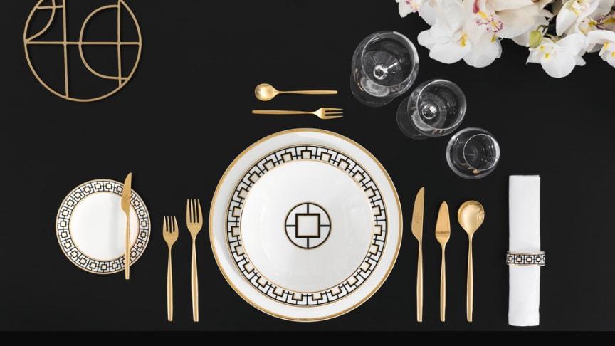 Vollendung zeitloser Eleganz –  MetroChic und MetroChic blanc: Contemporary Design mit Art déco-Attitüde