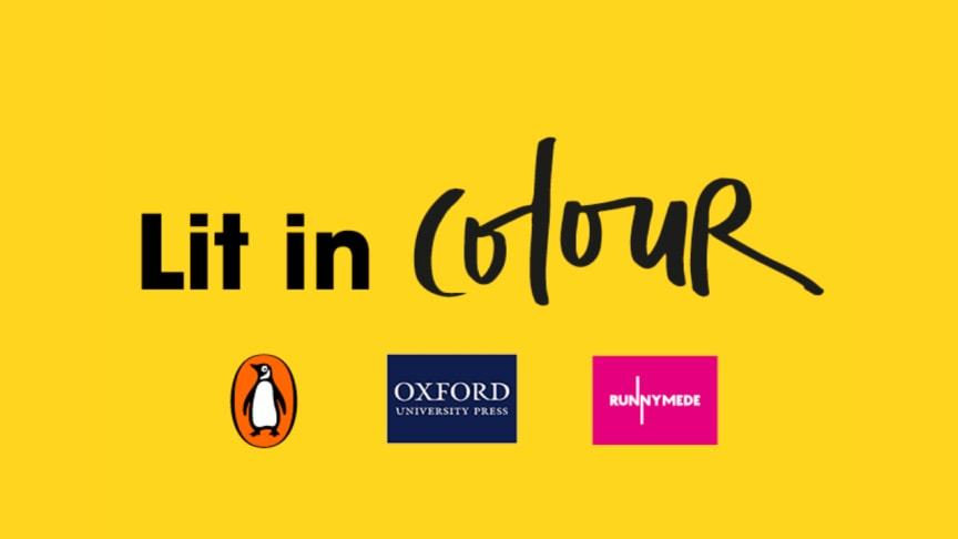 Oxford University Press joins Lit in Colour to help schools create a more representative reading experience in the classroom and beyond
