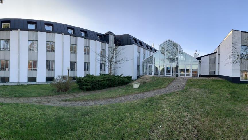 Nytt avtal om hotellsviter på anrika Hanöhus!