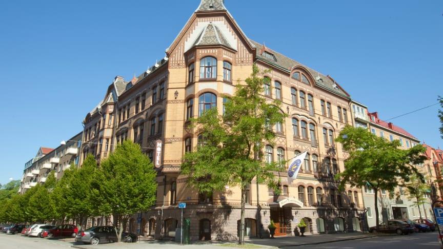 Hotel Continental Relax & Spa flaggas om från Sweden Hotels till Best Westerns nya varumärke BW Signature Collection
