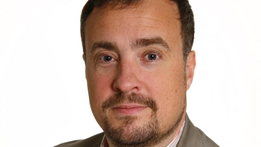 Magnus Olsson (SD), oppositionsråd för Sverigedemokraterna i Malmö